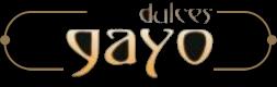 Dulces Gayo Logo